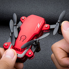 Foldable Mini RC Drone 4CH WiFi Altitude Hold One Key Take Off 360 Degree Stunt High