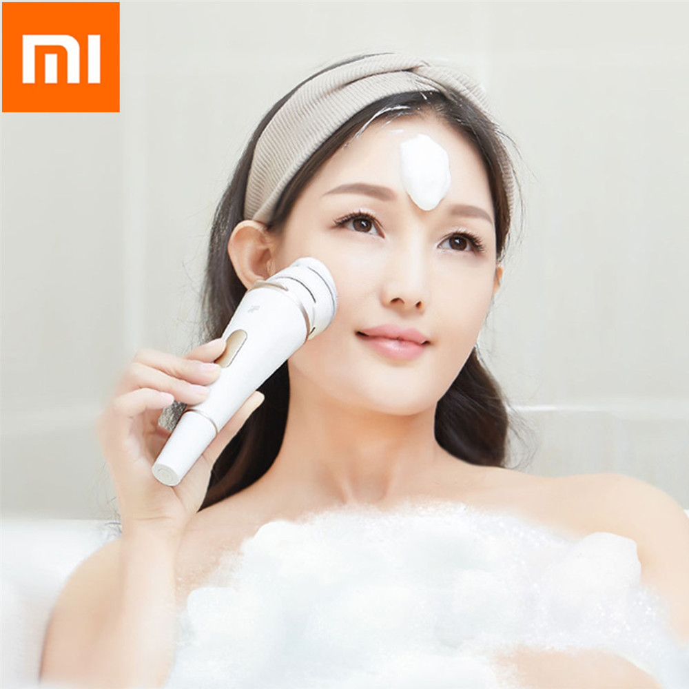 Xiaomi InFace Electronic Sonic Beauty Facial Instrument Deep Cleansing Face Skin Care Massager for Clean Oil Dirt Girl Best GiftXiaomi InFace Electronic Sonic Beauty Facial Instrument Deep Cleansing Face Skin Care Massager for Clean Oil Dirt Girl Best Gift