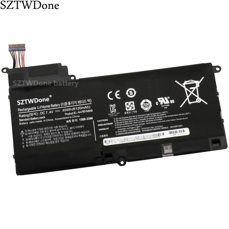 SZTWDone AA-PBYN8AB Laptop Battery For SAMSUNG NP530U4B NP530U4C NP535U4C NP520U4C NP530U4C-A08RU
