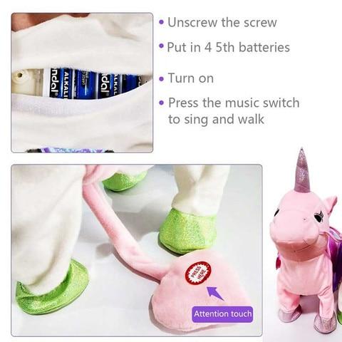 brinquedo de pelucia musica eletronica para criancas
