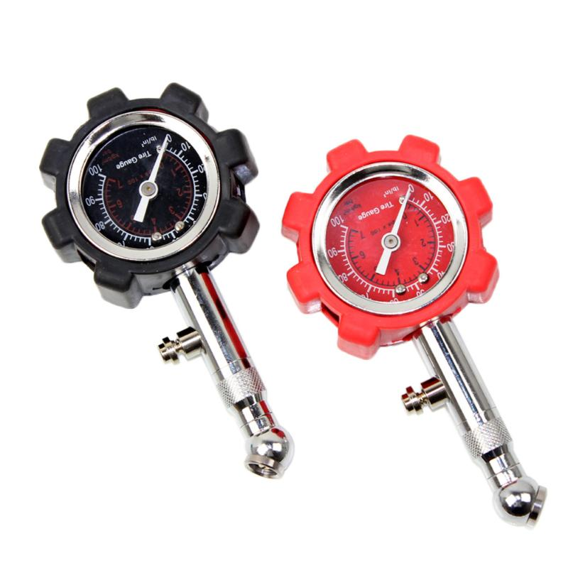 Digital Car Tire Pressure Gauge Manometer Tester LCD PSI KPA BAR High Precision Pneumatic Meter For Car Truck Motorcycle Bike