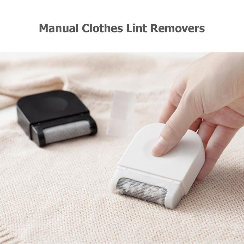 Portable Manual Clothes Lint Removers Hair Ball Trimmer Fuzz Pills Shaver for Sweaters Carpets Scarves Blankets Lint RemoverPortable Manual Clothes Lint Removers Hair Ball Trimmer Fuzz Pills Shaver for Sweaters Carpets Scarves Blankets Lint Remover