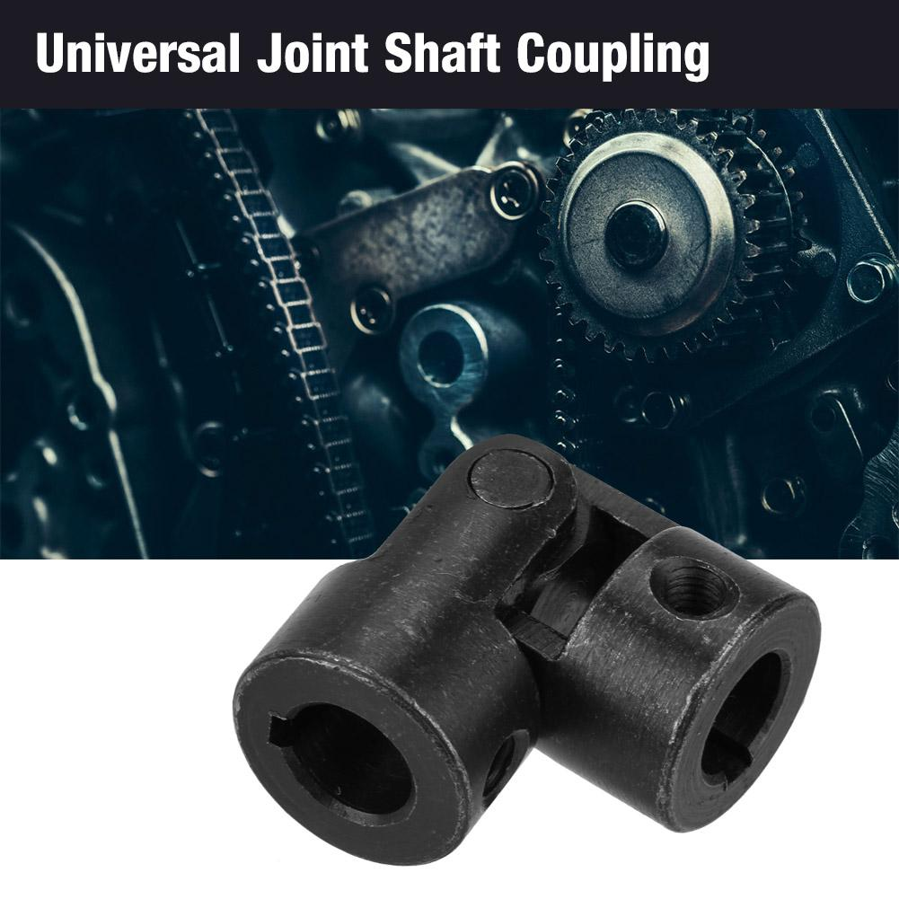 Metal Shaft Coupling Motor Connector Universal Joint 10mm/×20mm/×45mm