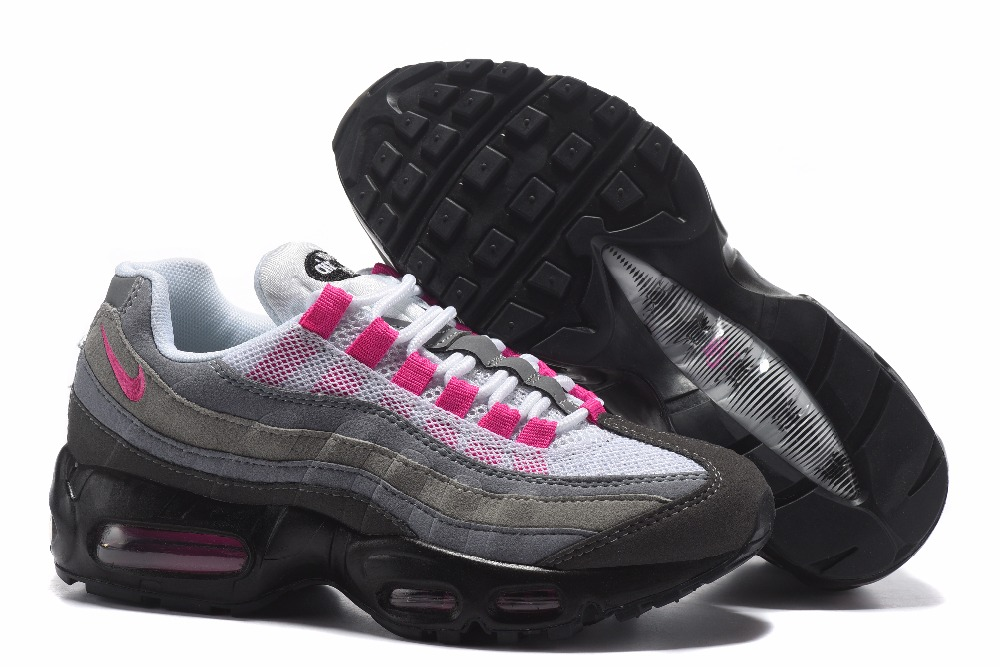 best website b0a67 177e8 New Colors NIKE Air MAX 95 Womens Sports Running Shoes Sneakers Womens  Shoes-in Running Shoes from Sports  Entertainment on Aliexpress.com   Alibaba ...