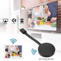 Беспроводной WiFi MiraScreen TV Dongle HDMI Miracast DNLA Airplay дисплей аудио видео ресивер Адаптер для Android IOS
