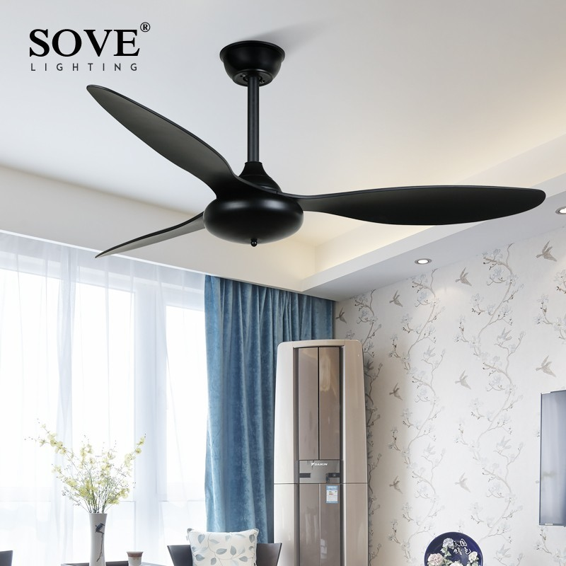 White Ceiling Fans Without Light 220v