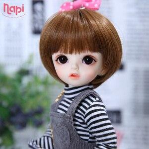 Image 2 - Napi Open eyed Karou BJD SD Doll 1/6 YoSD Body Model Baby Girls Boys Resin Toy High Quality Fashion Shop Luodoll Fixed teeth