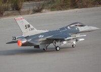 Rc 제트 비행기 freewing F 16 f16 싸우는 팔콘 90mm 금속 edf 비행기 pnp plane paper plane chessplane mirror -