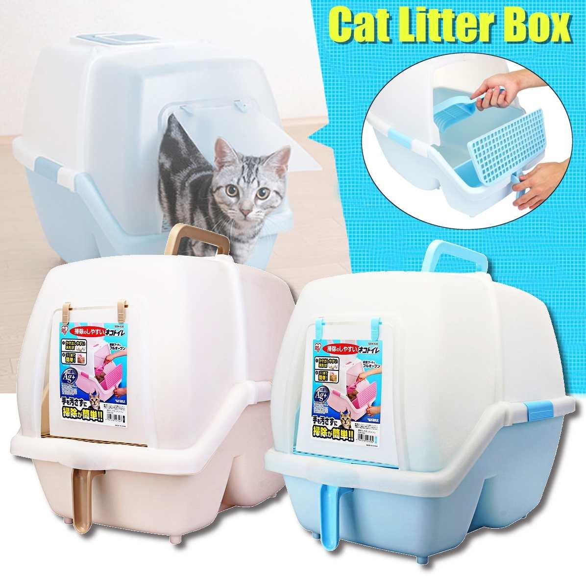 Все прилагаемые пластиковые кошки кроватки кошка туалет тренировочный комплект туалета коробка щенок многоразовый кошачьих туалетов ковр...