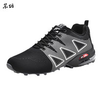 Shoes Men Sneakers Breathable Casual Shoes Krasovki Men's Mountaineering Shoes Non slip Mesh Breathable Lace up Sneakers #89