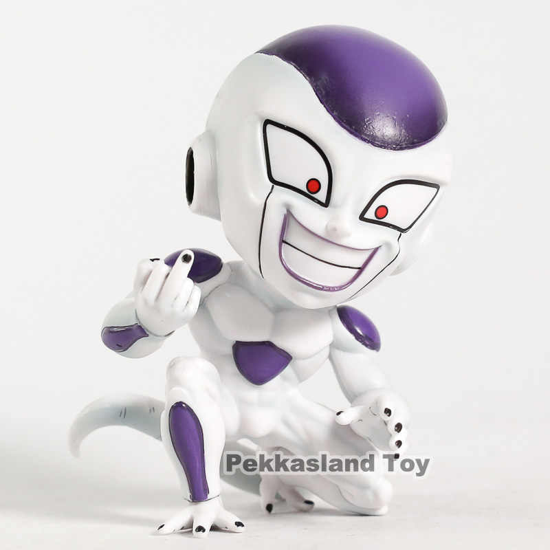 Fina De Freeza Dragon Ball Z Freeza PVC Figura Collectible Toy Modelo