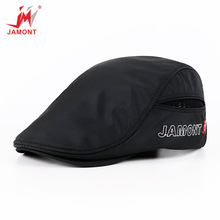 JAMONT summer hat mens casual breathable outdoor visor men Peaked cap 14944