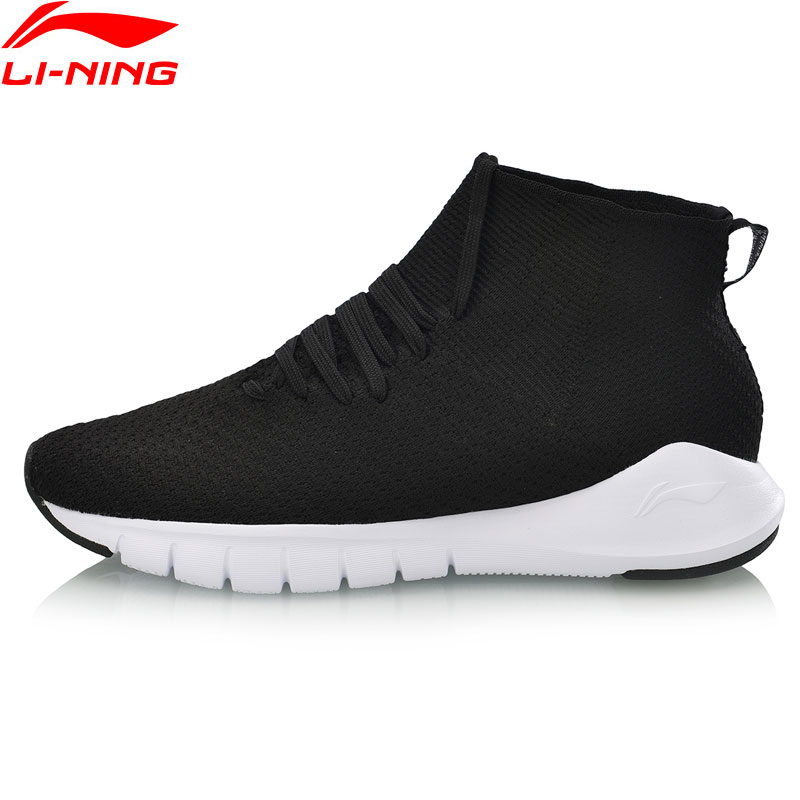 Li-Ning Women FLEX 2018 Smart Moving Running Shoes Wearable Light Fitness LiNing Li Ning Sport Shoes Sneakers ARKN026 XYP827