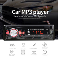 Vehicle MP3 Player Car Radio 1 Din 12V Multifunction Bluetooth Mobile Phone MP3 Player Music Radio In Car Radios USB AUX Stereo