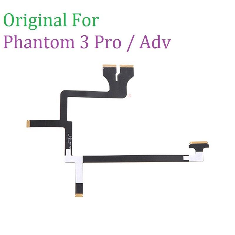 100% Original DJI Phantom 3 Pro/Adv Gimbal Flat Cable แบบยืดหยุ่นสำหรับ Phantom 3 จุด/3A อะไหล่ซ่อม-ใน สายเคเบิลโดรน จาก อุปกรณ์อิเล็กทรอนิกส์ บน AliExpress - 11.11_สิบเอ็ด สิบเอ็ดวันคนโสด 1
