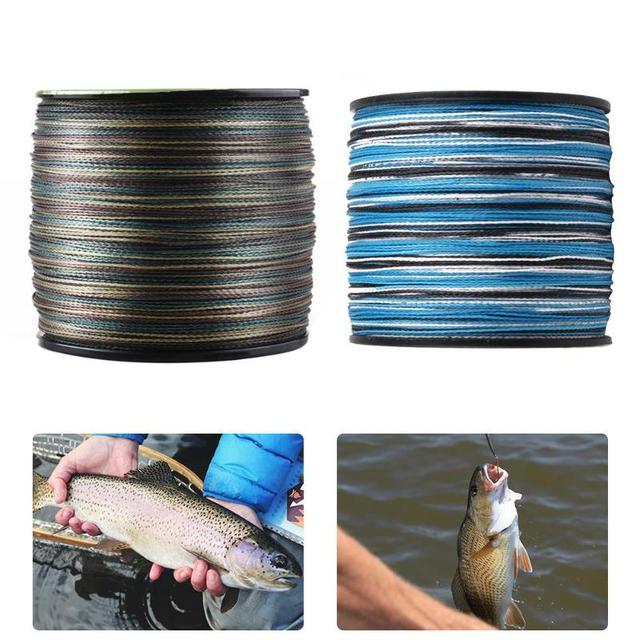Special Offers 300m Main Line PE Braided Fishing Line 4 Strands Multifilament Weaves Fishing Rope 0.8/1.0/1.5/2/2.5/3/3.5/4 Fishing Line