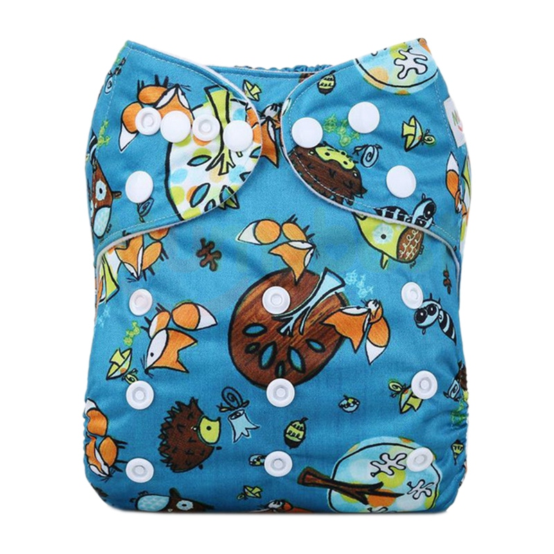 Baby Cloth Diaper 2018 Most Popular Digital Position Microfiber Mumsbest