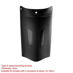 Image 5 - Motorcycle Long Front Rear Plastic Fender For Honda CB190RGW250 150NK Modification Fender Accessories