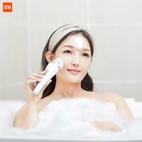 Xiaomi InFace Electronic Sonic Beaty Facial Instrument Deep Cleansing Face Skin Care Massager for Clean Oil Dirt Girl Best Gift2