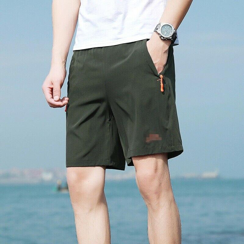 Men's Casual Shortpants Sportswear Fitness Jogging Workout Male Short Leisure Sports Trousers