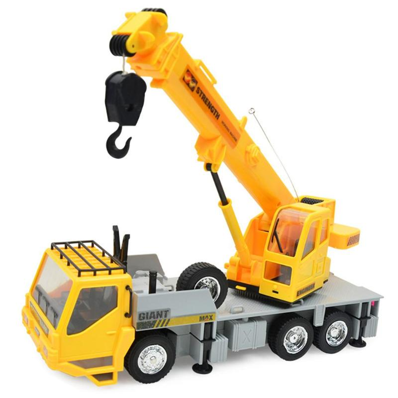 Toys & Hobbies Helpful Yetaa Original Rc Truck Ready To Go Excavator Toys Remote Control Engineering Dump Trucks Model Heavy Vehicles Toys For Children Special Summer Sale