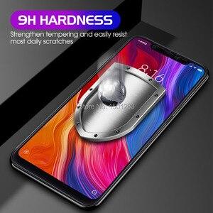 Image 5 - 9H полное покрытие из закаленного стекла для huawei Honor 8A 8C 8X 7A Pro 7C 10 10i Play View 20 P Smart Y7 Y6 2019 Защитное стекло для экрана