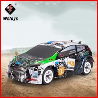 NEW 2019 Wltoys K989 1/28 MINI 4WD Off Road RC Brushed Rally Car RTR Alloy Chassis Structure ZLRC