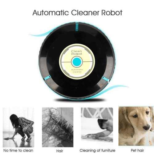 Автоматический умный уборщик дома умный робот пылесос автоматический Роботизированный напольный ковер уборочная машина 30A21