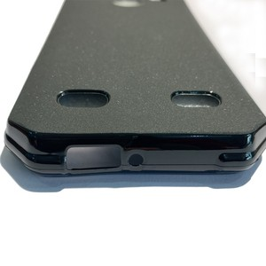 Image 4 - Mat siyah kılıf AGM A9 A9 JBL H1 yumuşak TPU silikon arka kapak kılıf darbeye dayanıklı arka renkli kapak kılıfları Agm X3 X2 x1