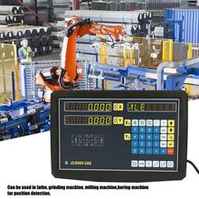 цена на 110-240V 50/800mm Digital Readout for Milling Lathe Machine With Linear Scale Digital Readout Linear Scale Kit Measuring Tool