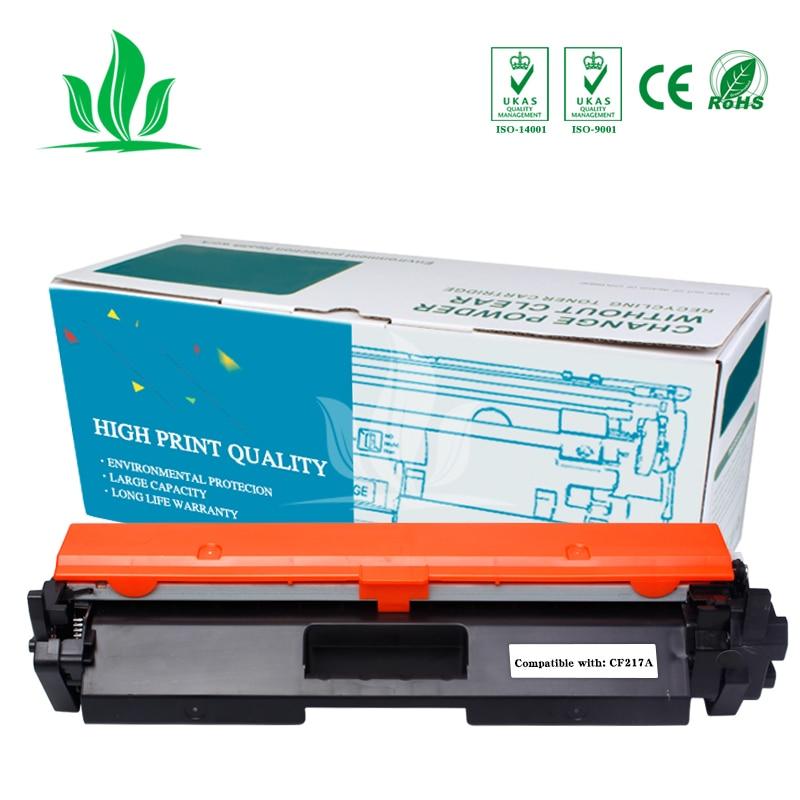 2X CF217A 17A Compatible Black Toner Cartridge for hp LaserJet Pro M102a M102w MFP M130A M103nw + with chip2X CF217A 17A Compatible Black Toner Cartridge for hp LaserJet Pro M102a M102w MFP M130A M103nw + with chip