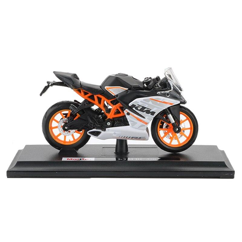 Toy KTM RC 390 Motorbike 11x3x6 cm 34
