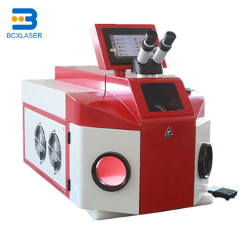 цена на BCX-W100 China manufacture  gold jewelry stainless steel laser welding machine price