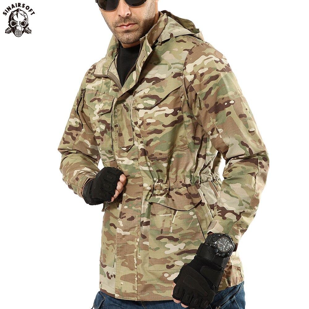 Winkelen Voor Goedkoop Sinairsoft Outdoor Archon Tactische Geul Mannen Jas Designer Militaire Waterdicht M65 Trenchcoat Mannen Winddicht Jacht