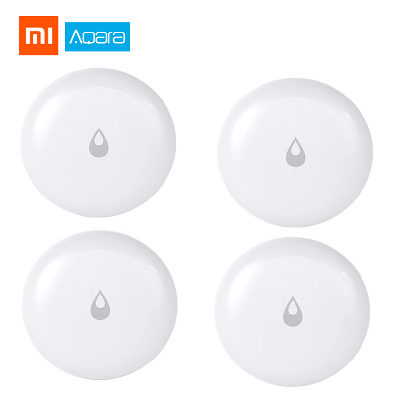 Xiaomi Mijia Aqara Sensor IP67 Water Immersing Sensor Flood Water Leak Detector For Mi Home Remote Alarm Security Soaking SensorXiaomi Mijia Aqara Sensor IP67 Water Immersing Sensor Flood Water Leak Detector For Mi Home Remote Alarm Security Soaking Sensor