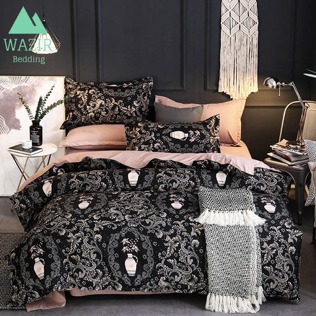Luxury Court Bedding Set