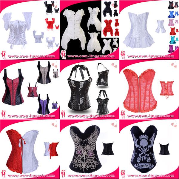 corset-bustier