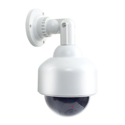 Fake Cctv Security Dummy Surveillance Dome Ip Camera