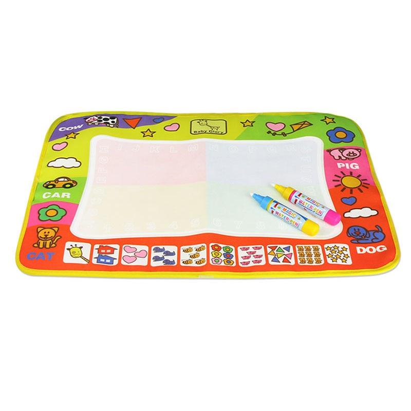 Ppyy New Doodle Mat Magic Pen Children Drawing Toys