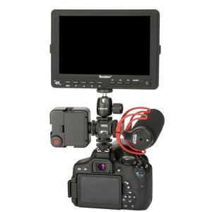 Image 4 - Ulanzi 0951 Hot Shoe adapter do montażu na aparacie przedłużacz do Canon Pentax lustrzanka cyfrowa do mikrofonu Monitor światło led do kamery
