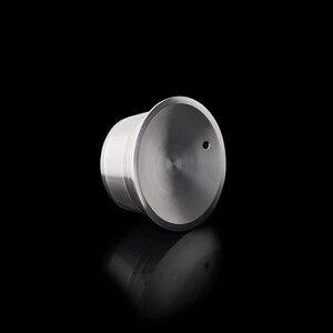 Image 3 - Dolce Gusto Metall Kapsel Kappe Nescafe Gusto Dolce Wiederverwendbare Capsula Pod Edelstahl Dolce Wiederaufladbare Inox Kaffee Filter Tasse