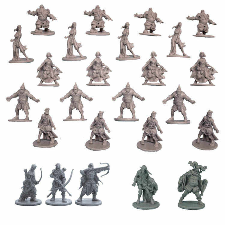 1/72 Plastic Model Role playing Games Endless Slaughter