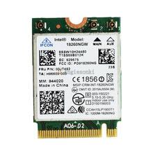 Intel Wireless-AC 18260AC FRU 00JT492 M.2 Dual Band cartão para Lenovo X260 802.11ac 867 Mbps WiFi + BT t460 T460S T460P YOGA 260