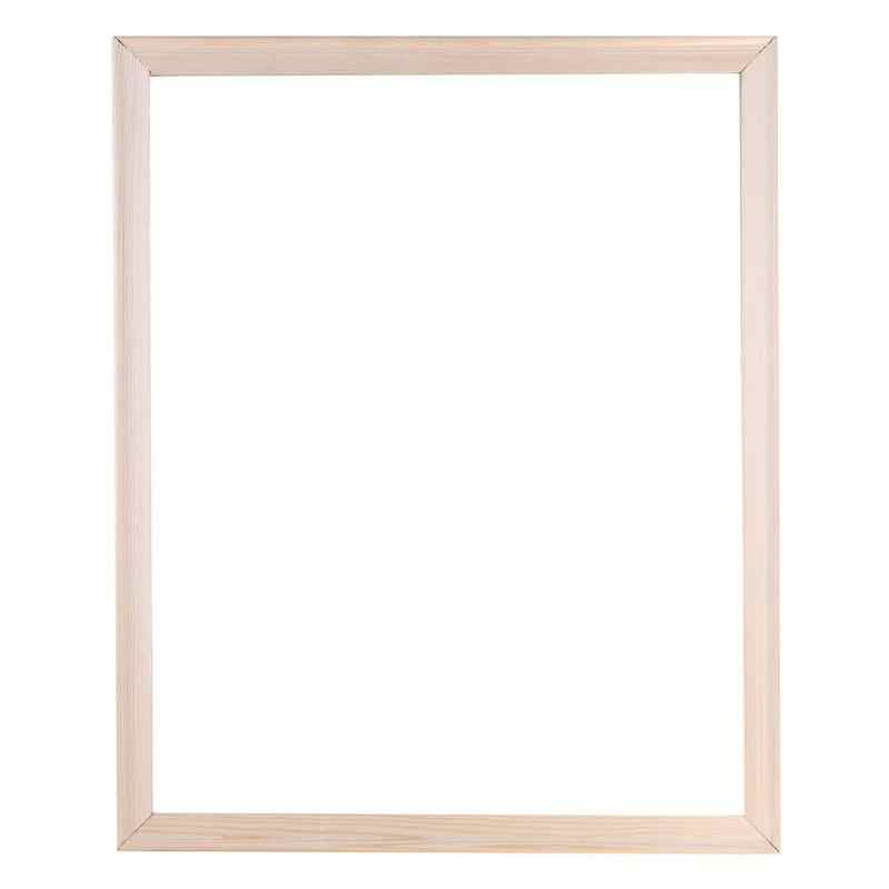 Art Square Artist Wooden Frame Board Wood Color Primed For Canvas Oil Painting Picture Photo Home Decoration 40*50 cm