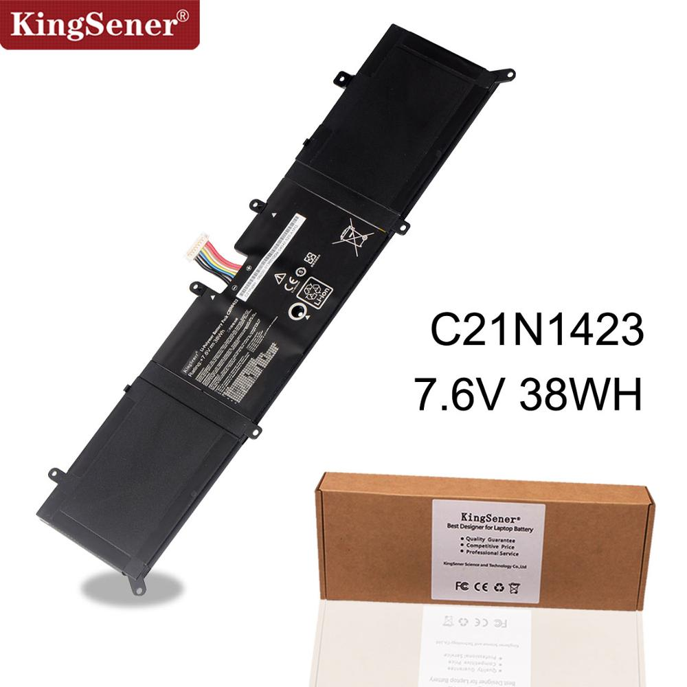 KingSener New C21N1423 Laptop Battery For ASUS X302L X302LJ X302LA R301LA F302LJ F302U X302LJ-R4073/R4036H 7.6V 38WH