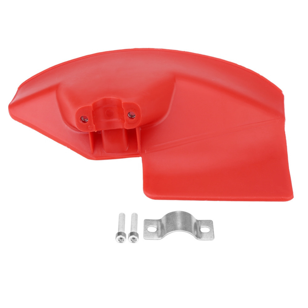 1pc Brushcutter Guard Shield Trimmer Shield For 24 26 28mm Dia. Shaft Trimmer Brush Cutter High Quality Protector
