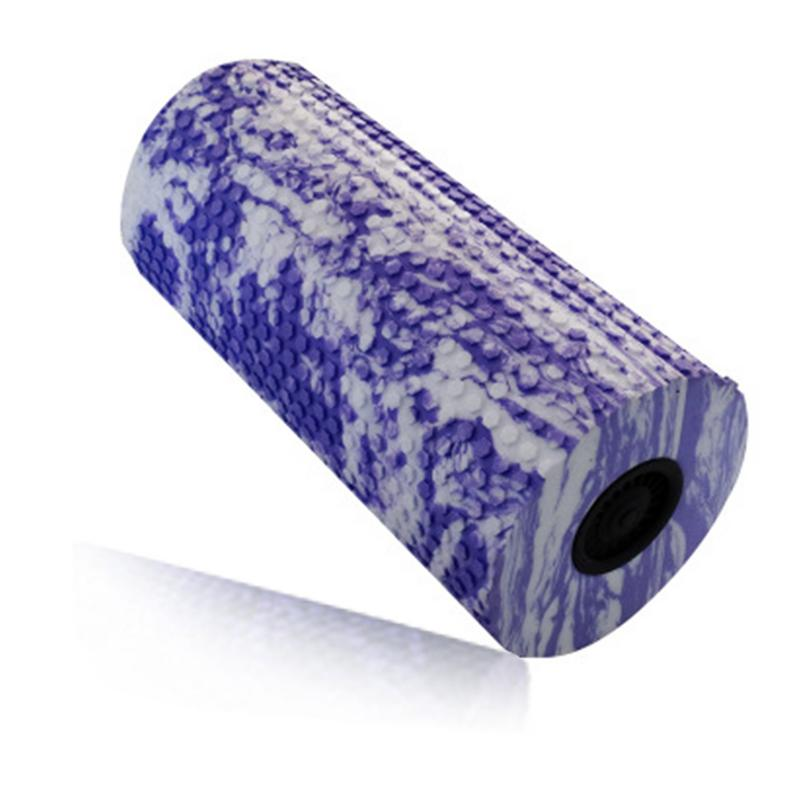 Haute qualité électrique Yoga colonne Yoga masseur Protection de l'environnement Fitness auxiliaire mousse rouleau avec chargeur