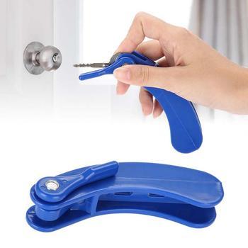 Pomoc na klucz uchwyt na tokarkę pomoc w otwieraniu drzwi z uchwytem na artretyzm ręce osoby w podeszłym wieku i wyłącz narzędzie tanie i dobre opinie TMISHION Key Turner