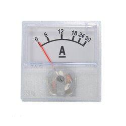 Stosowane obwodu prądu stałego prądu analogowego miernik Panel wskaźnik miernik mechaniczne amperomierz pomiaru napięcia narzędzia łatwe do czytania w Mierniki napięcia od Narzędzia na