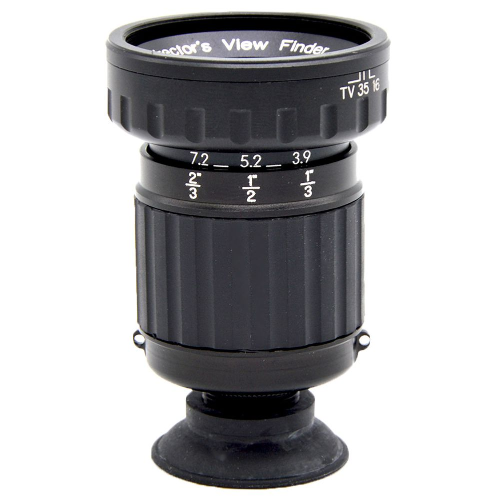ADX Rotate Zoom Professional Directors Metal HD Viewfinder with 11x Zoom Telescopic with click stops on focal lengthADX Rotate Zoom Professional Directors Metal HD Viewfinder with 11x Zoom Telescopic with click stops on focal length